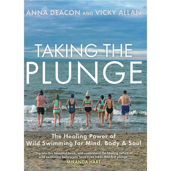 Taking the Plunge: Anna Deacon & Vicky Allan