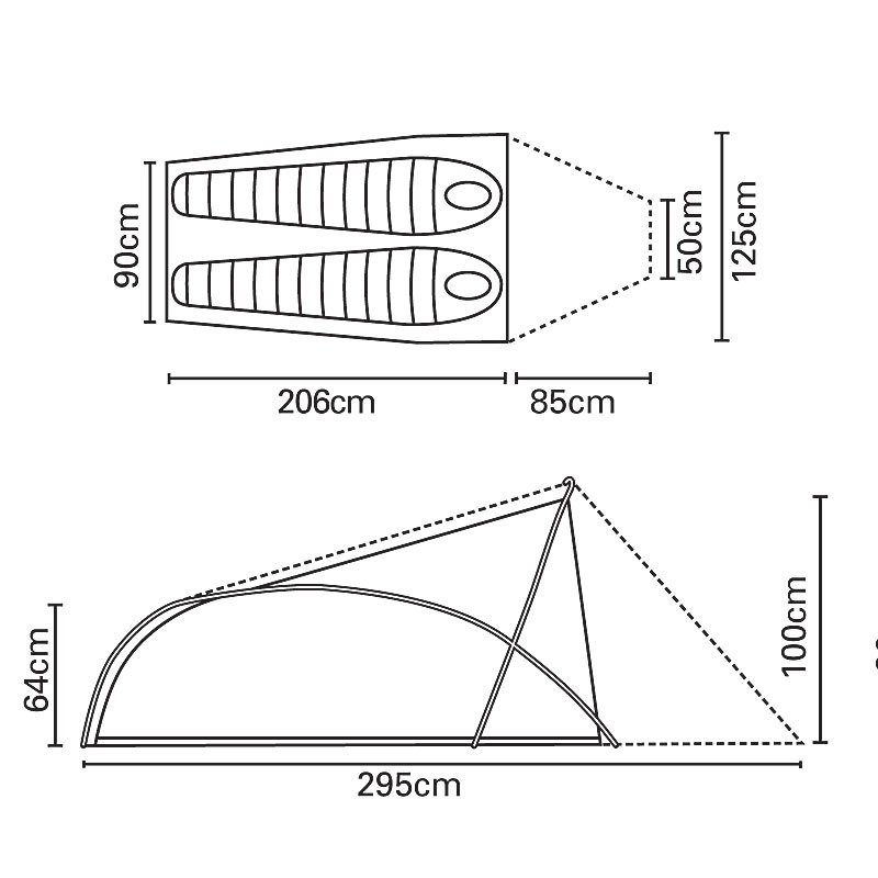 Terra Nova Voyager Floorplan