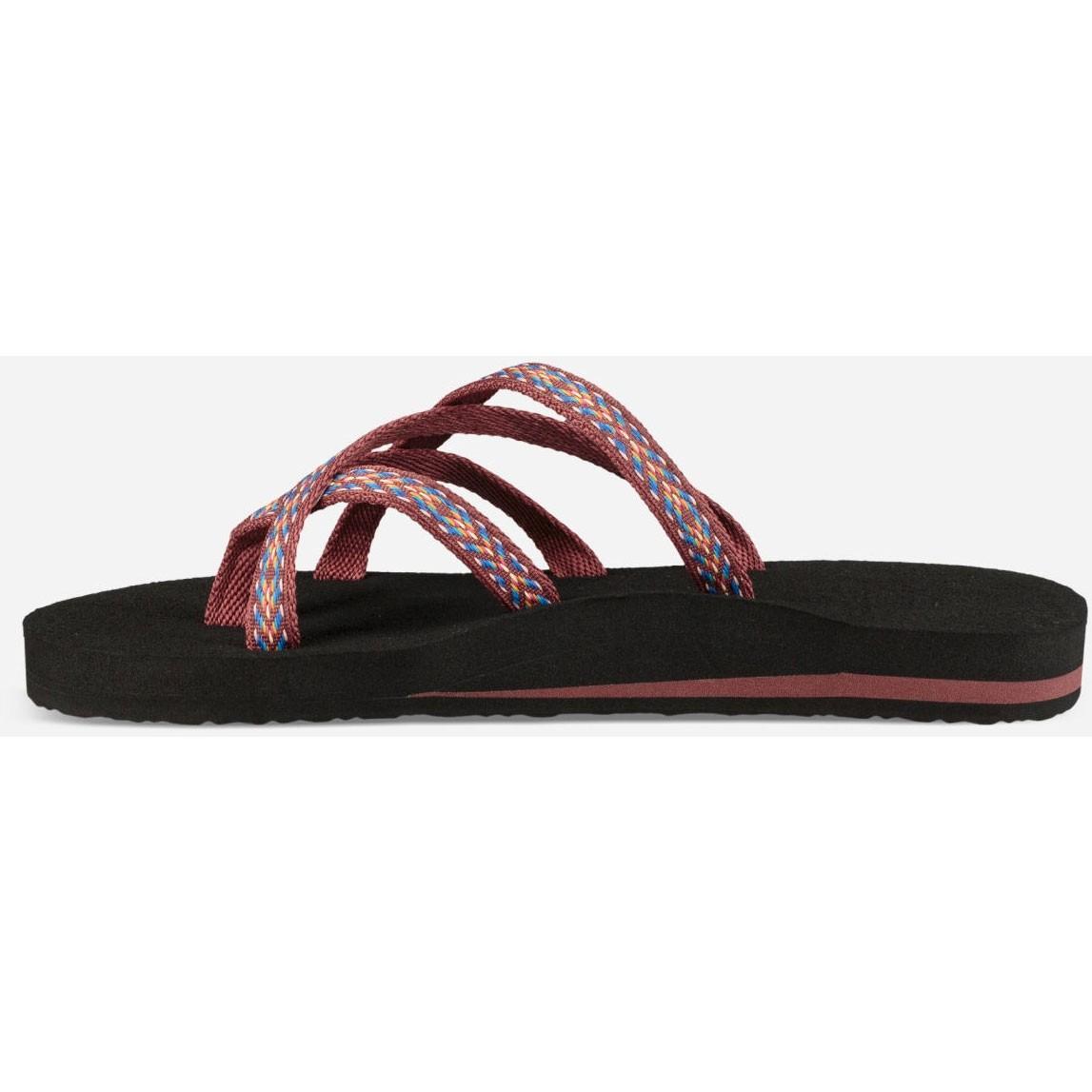 TEVA - Olowahu Women's Flip Flop Sandal - Himalaya Port