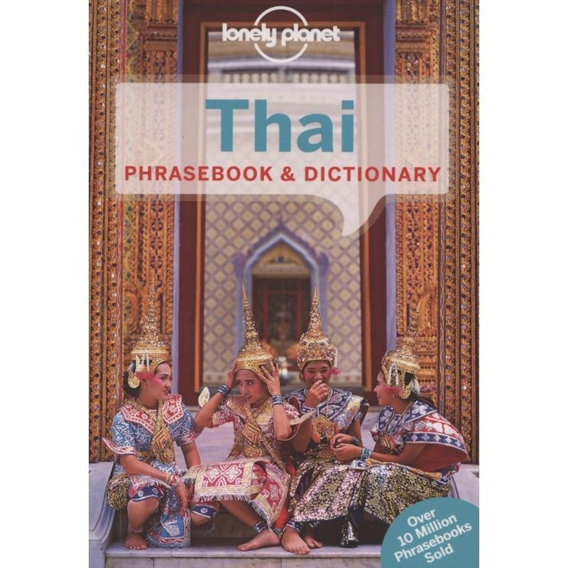 THAI PHRASEBOOK LP 8TH