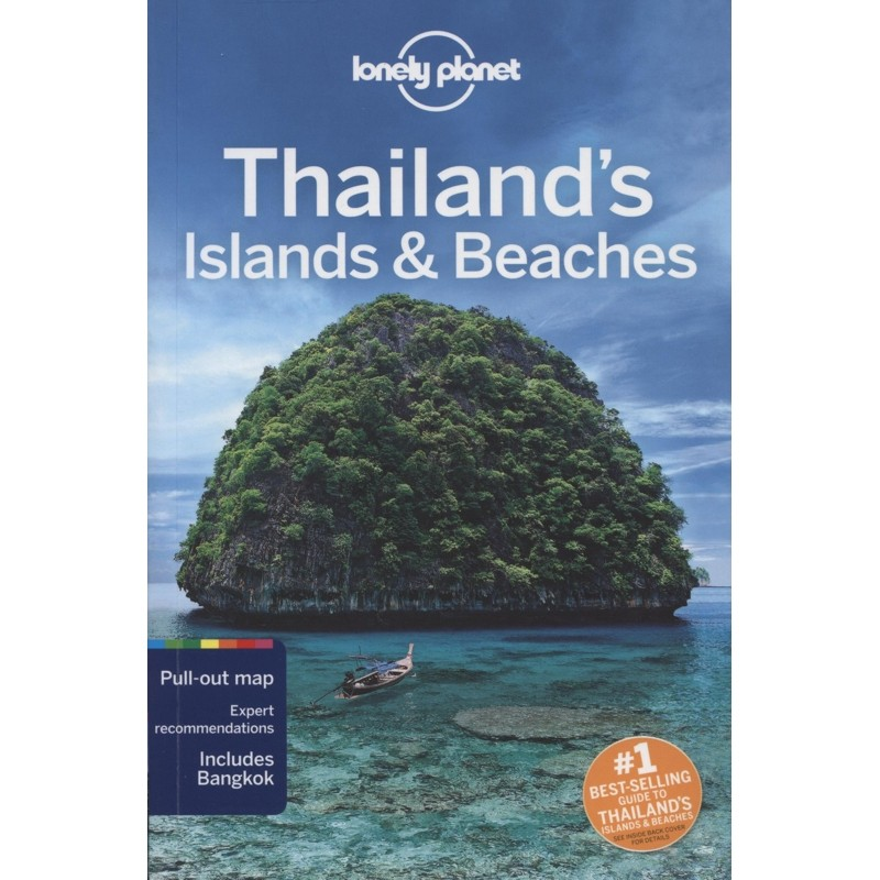 Thailand's Island's & Beaches: Lonely Planet Travel Guide