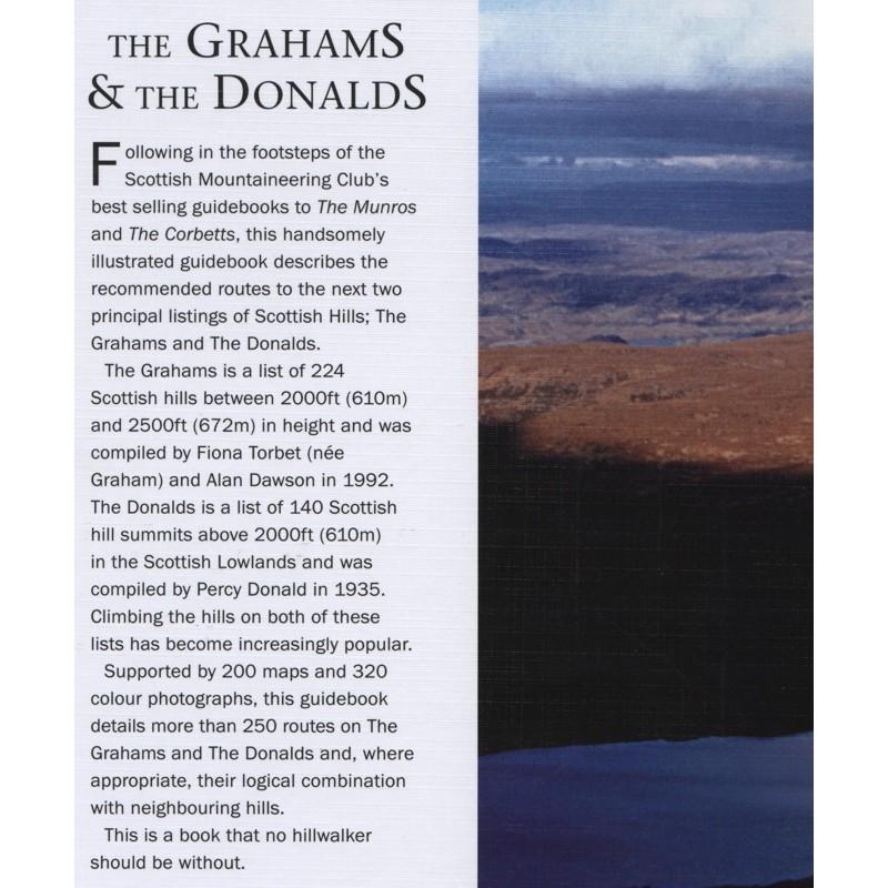 The Grahams & The Donalds: Scottish Mountaineering Club Hillwalkers Guide by Scottish Mountaineering Trust