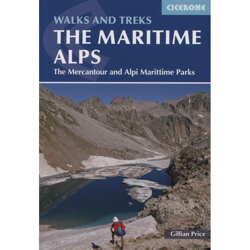 The Maritime Alps: Walks and Treks by Cicerone