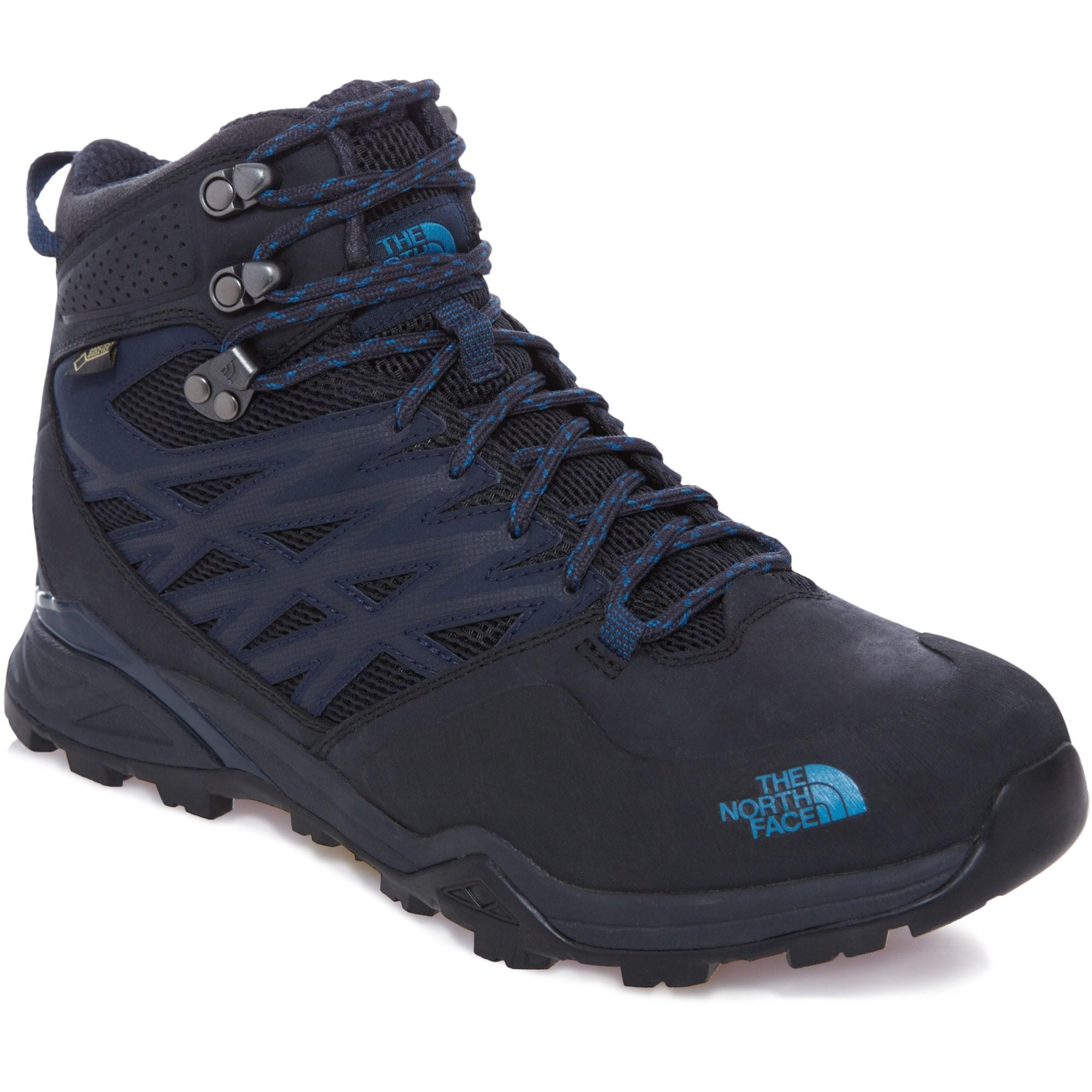 The North Face Hedgehog Hike Mid GTX - Phantom Grey/Boulder Blue