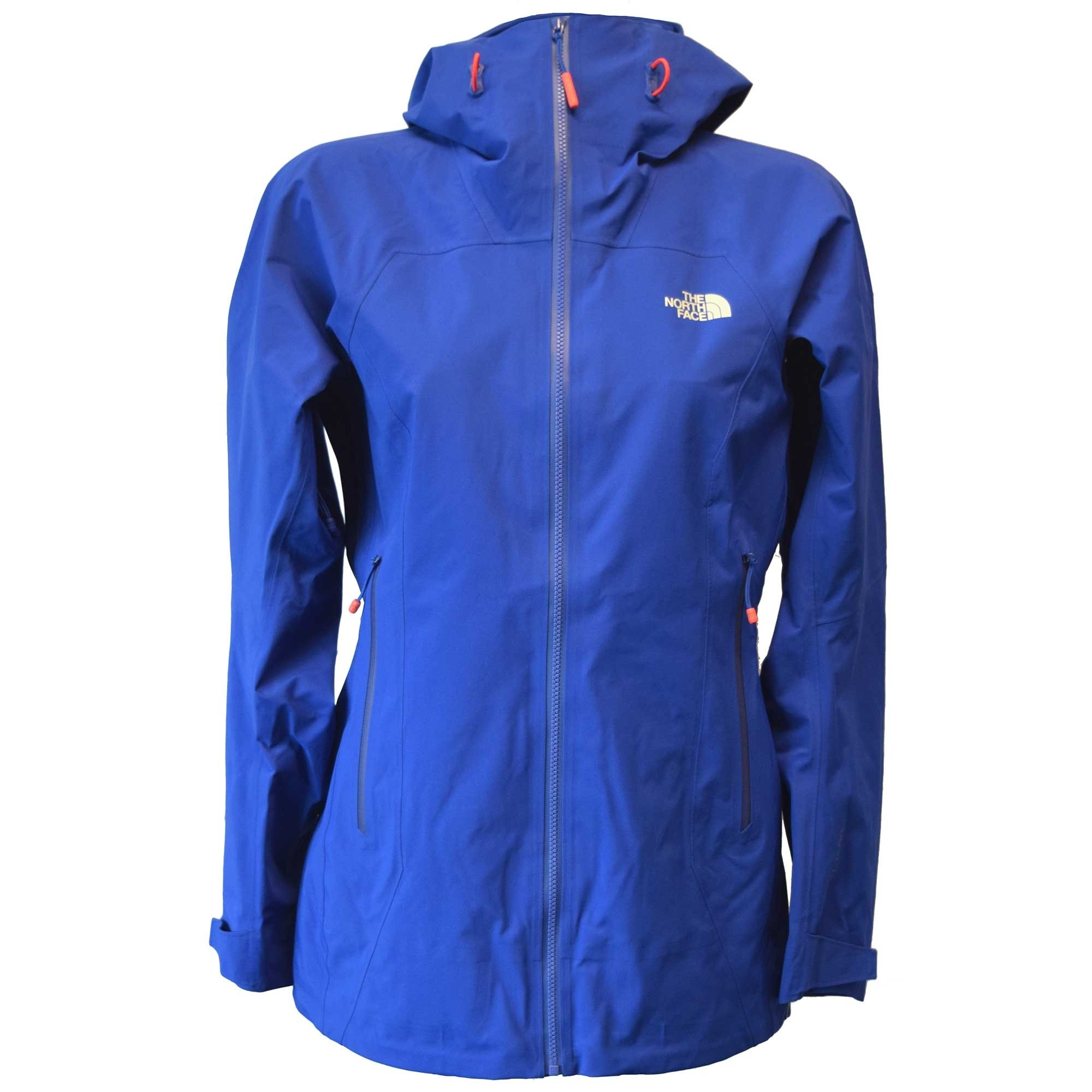 The-North-Face-Womens-Point-Five-GTX-Jacket-Marker-Blue