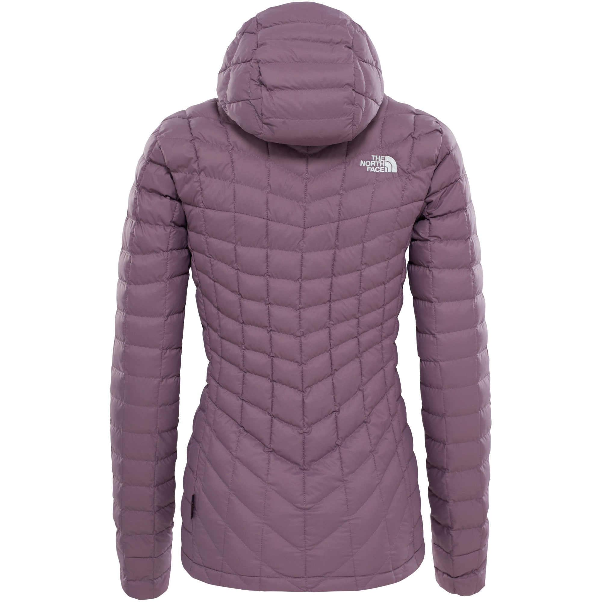 The-North-Face-Womens-Thermoball-Hoodie-Black-Plum