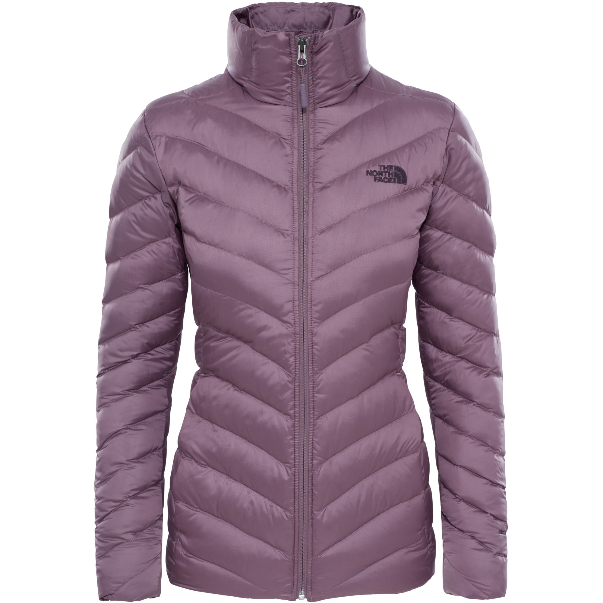 The-North-Face-Womens-Trevail-700-Jacket-Black-Plum-0-W17