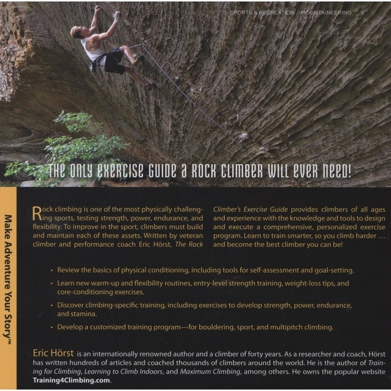 The Rock Climber''s Exercise Guide