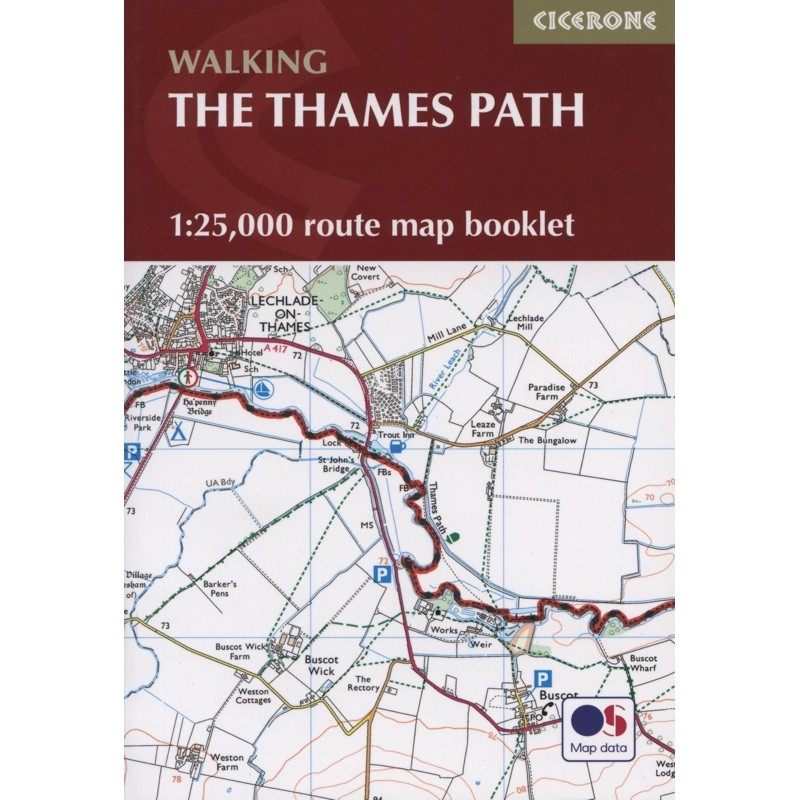 Walking The Thames Path