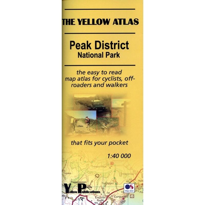 The Yellow Atlas: Peak District National Park