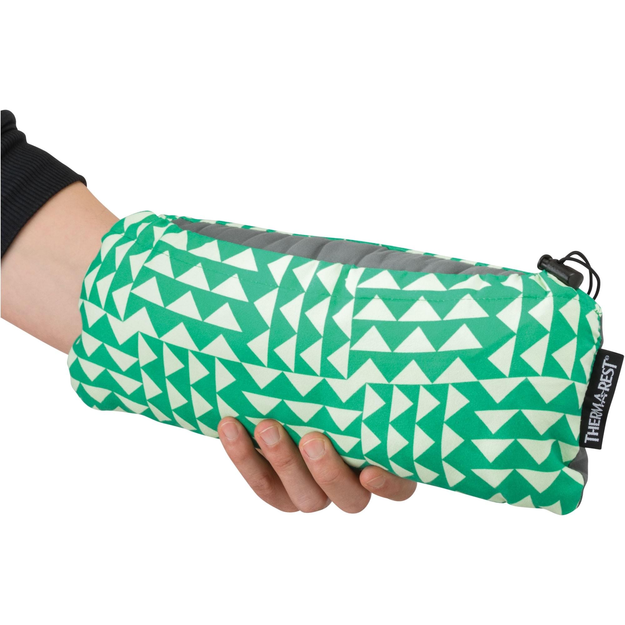 Therm-a-Rest Compressible Pillow - Pistachio