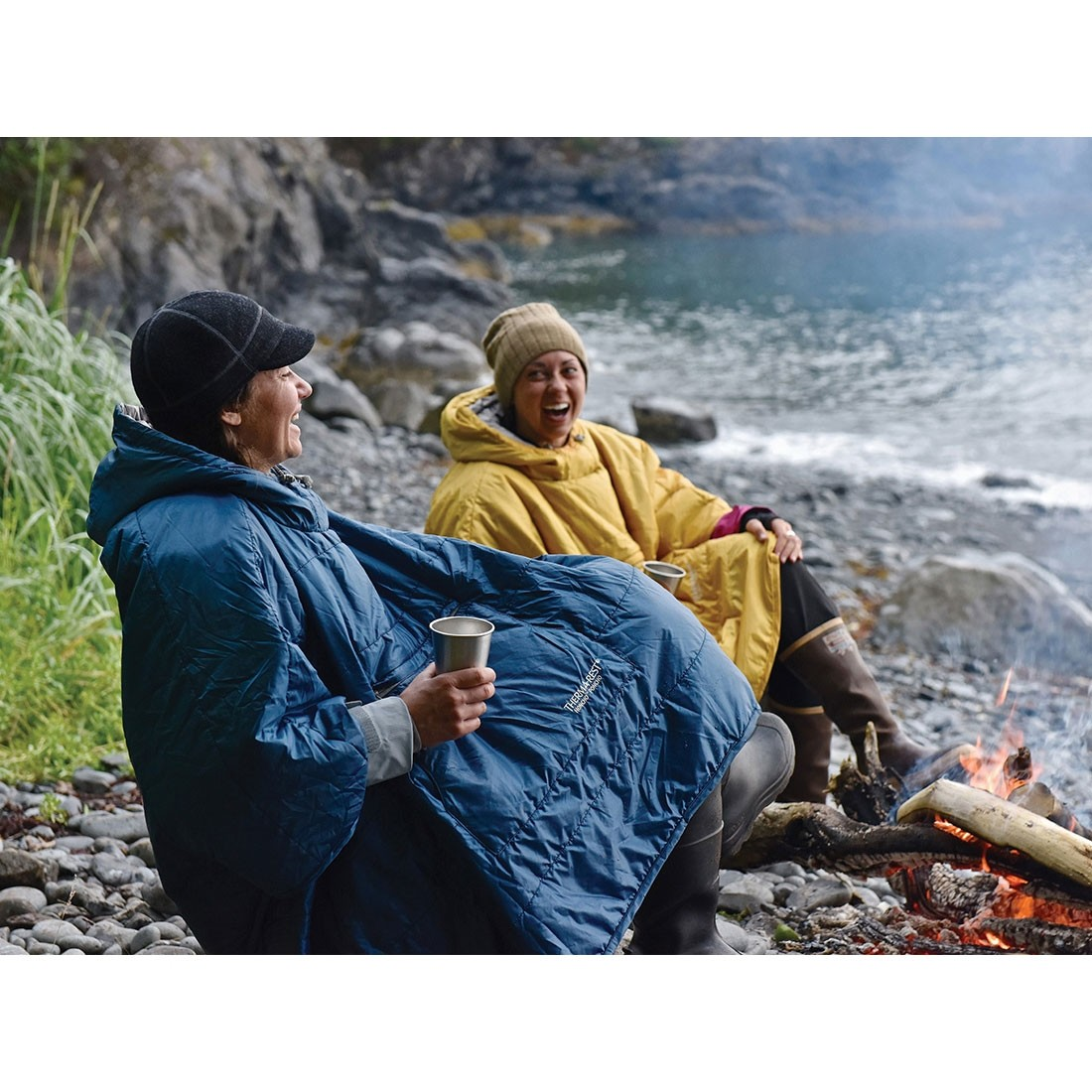Therm-a-rest Honcho Poncho - lifestyle