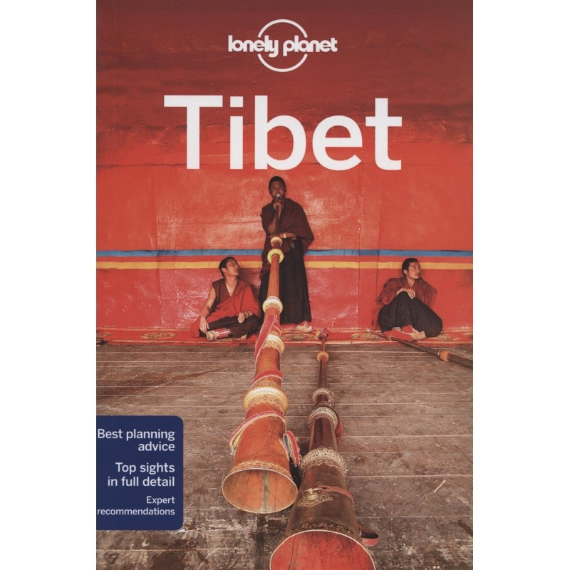 Tibet by Lonely Planet