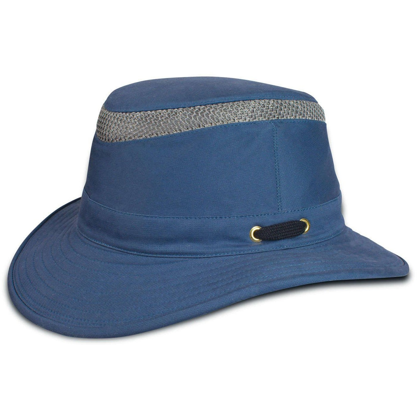 Tilley T5MO Organic Airflow Hat - Mid Blue