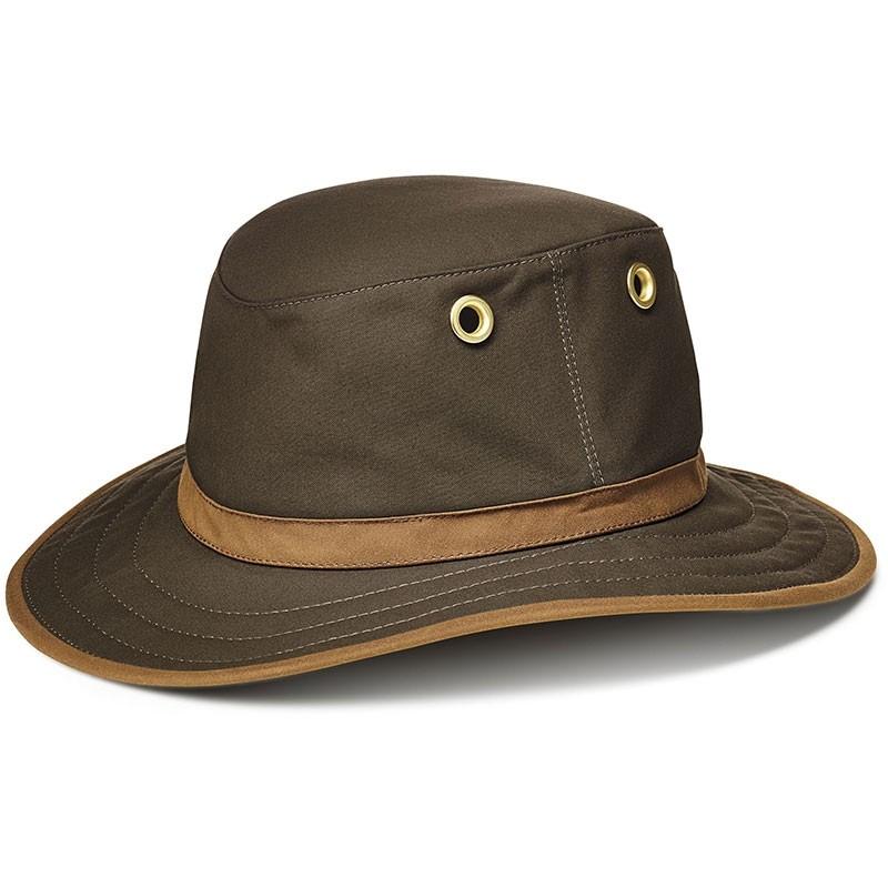 Tilley TWC7 Outback Hat - Olive