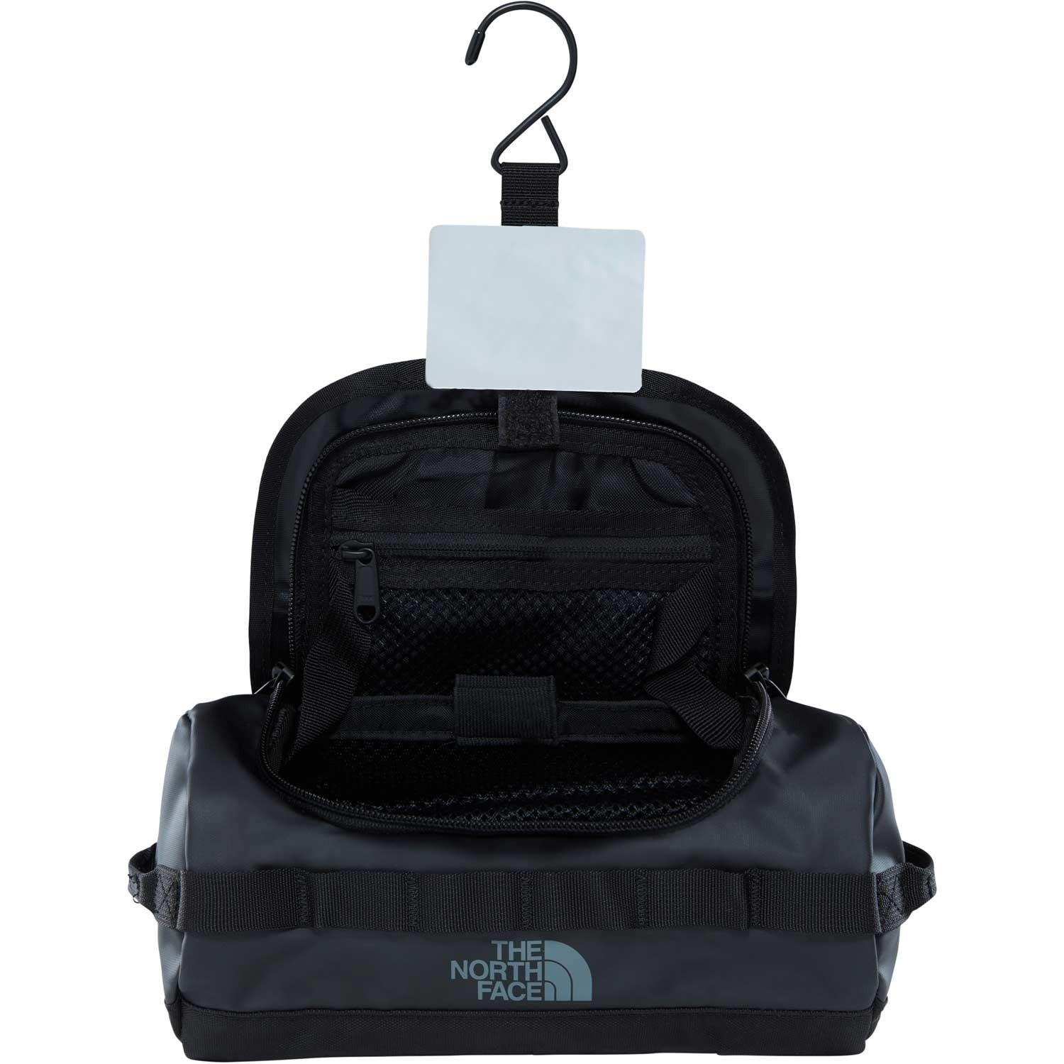 TNF Base Camp Travel Canister Small - TNF Black