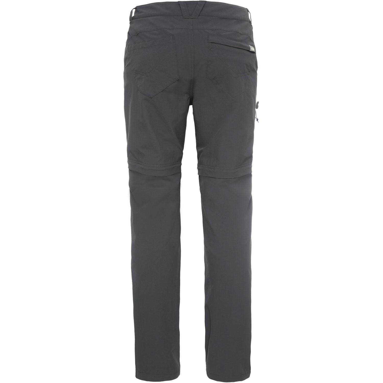 The North Face Exploration Convertible Pant - Women's - Asphalt Grey