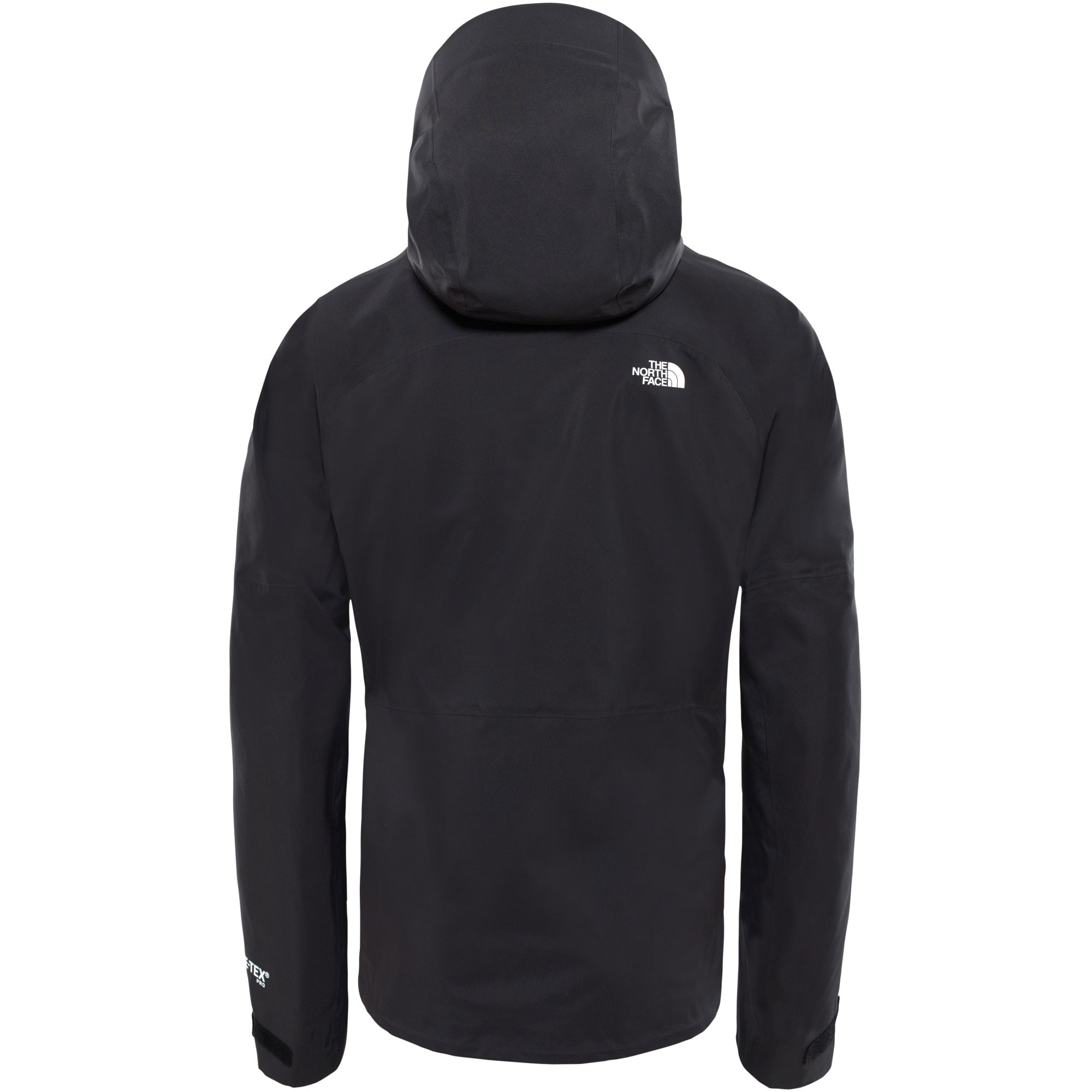 The North Face Impendor Shell Jacket - TNF Black - rear