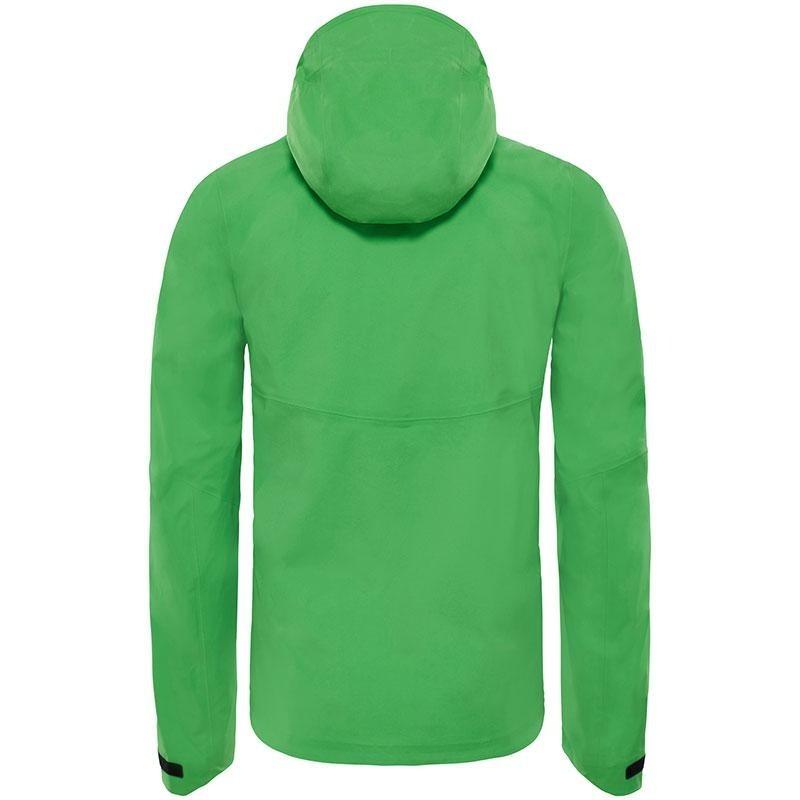 The North Face Keiryo Diad II Waterproof Jacket - Classic Green/TNF Black