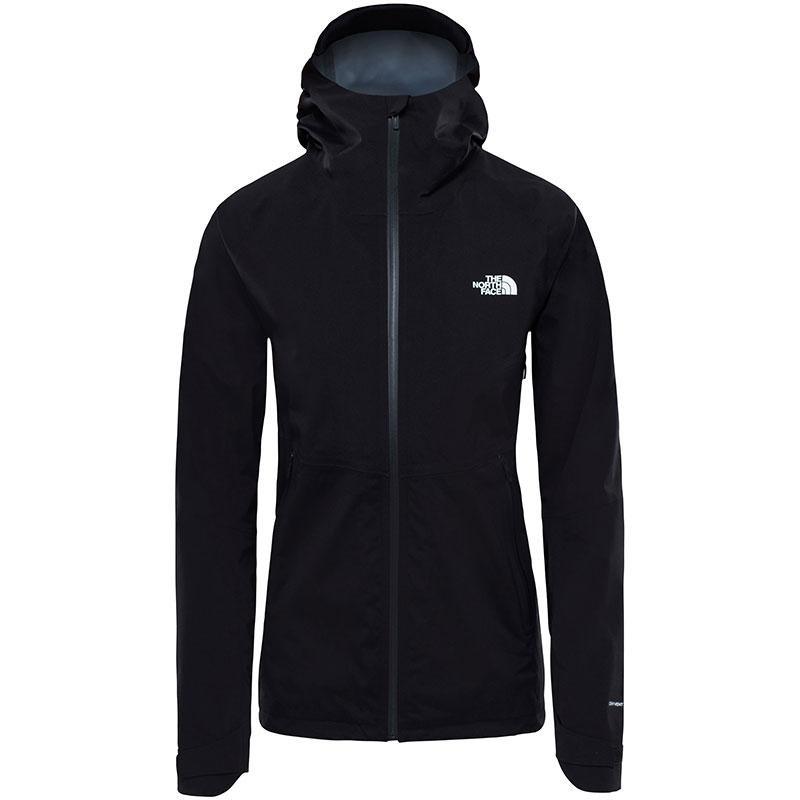 Keiryo Diad II Women's Waterproof Jacket - TNF Black