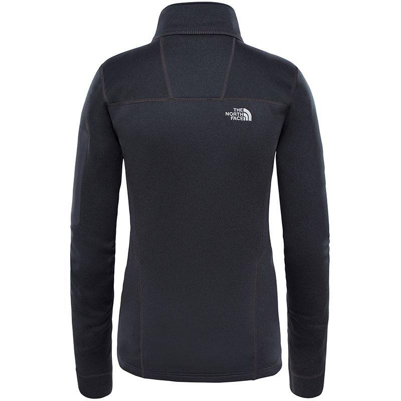 The North Face Kyoshi Full Zip Women's Fleece Jacket - TNF Dark Heather Grey