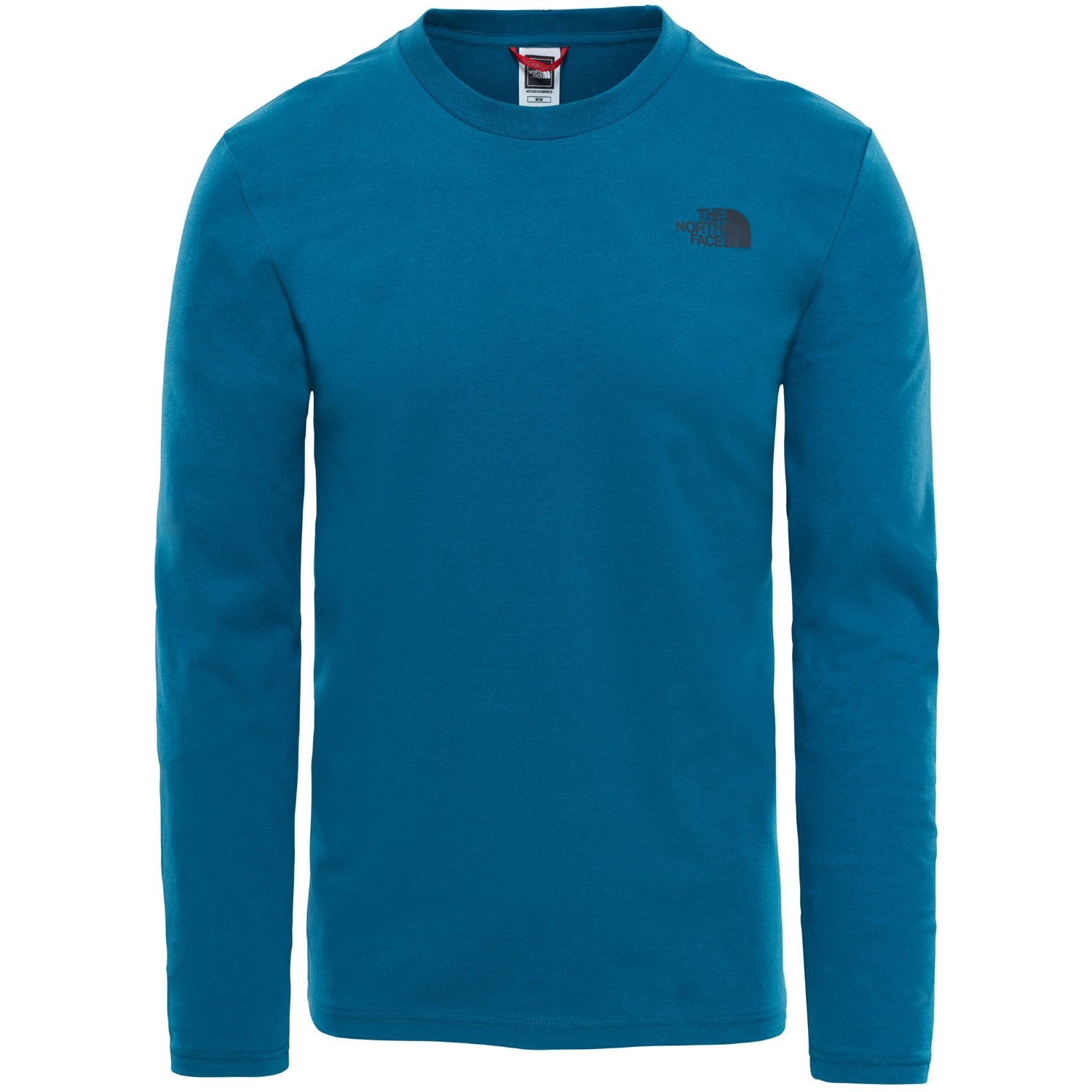 The North Face Long Sleeve Easy Tee - Blue Coral