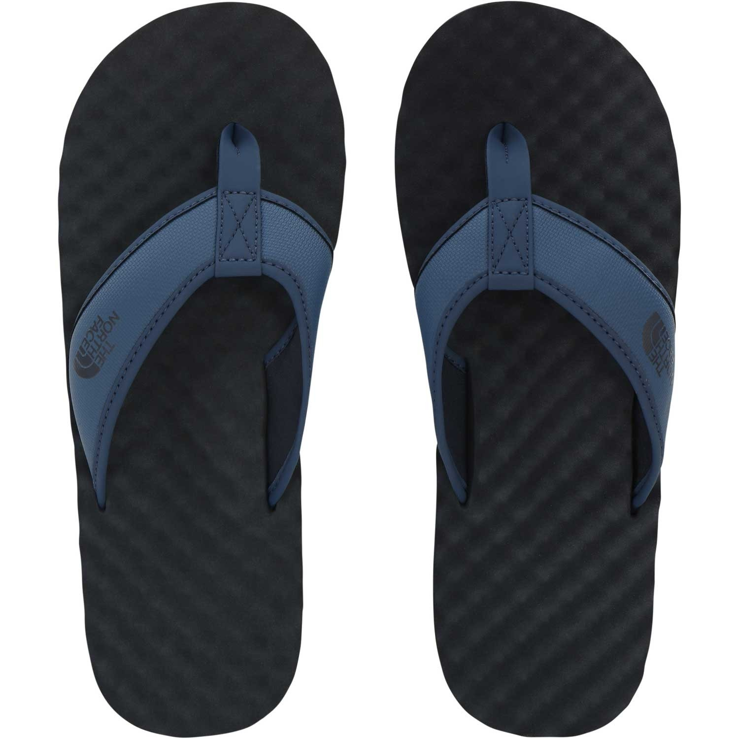 The North Face Base Camp Flip Flop - Men's - Shady Blue/Urban Navy