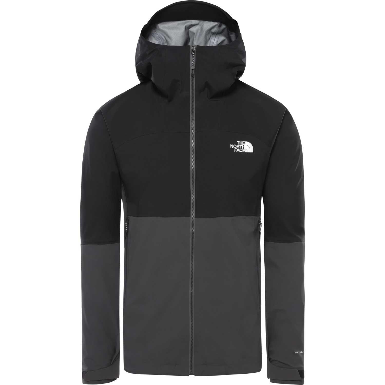 The North Face Impendor FutureLight Jacket - Men's - TNF Black/Asphalt Grey