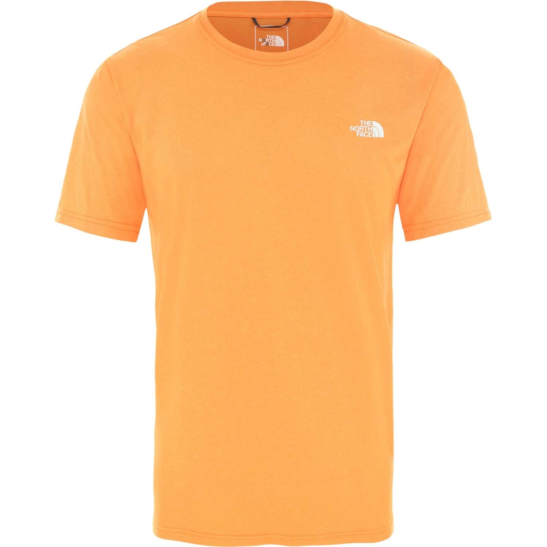 The North Face Reaxion Amp Crew - Men's - Flame Orange