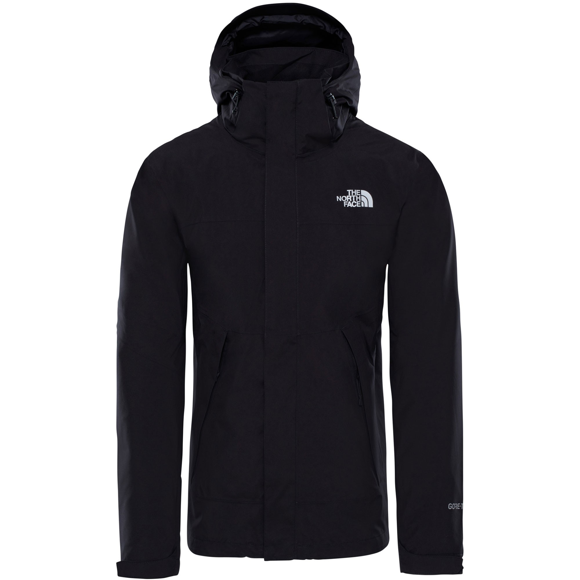 The North Face Mountain Light II Men's Shell Jacket - TNF Black