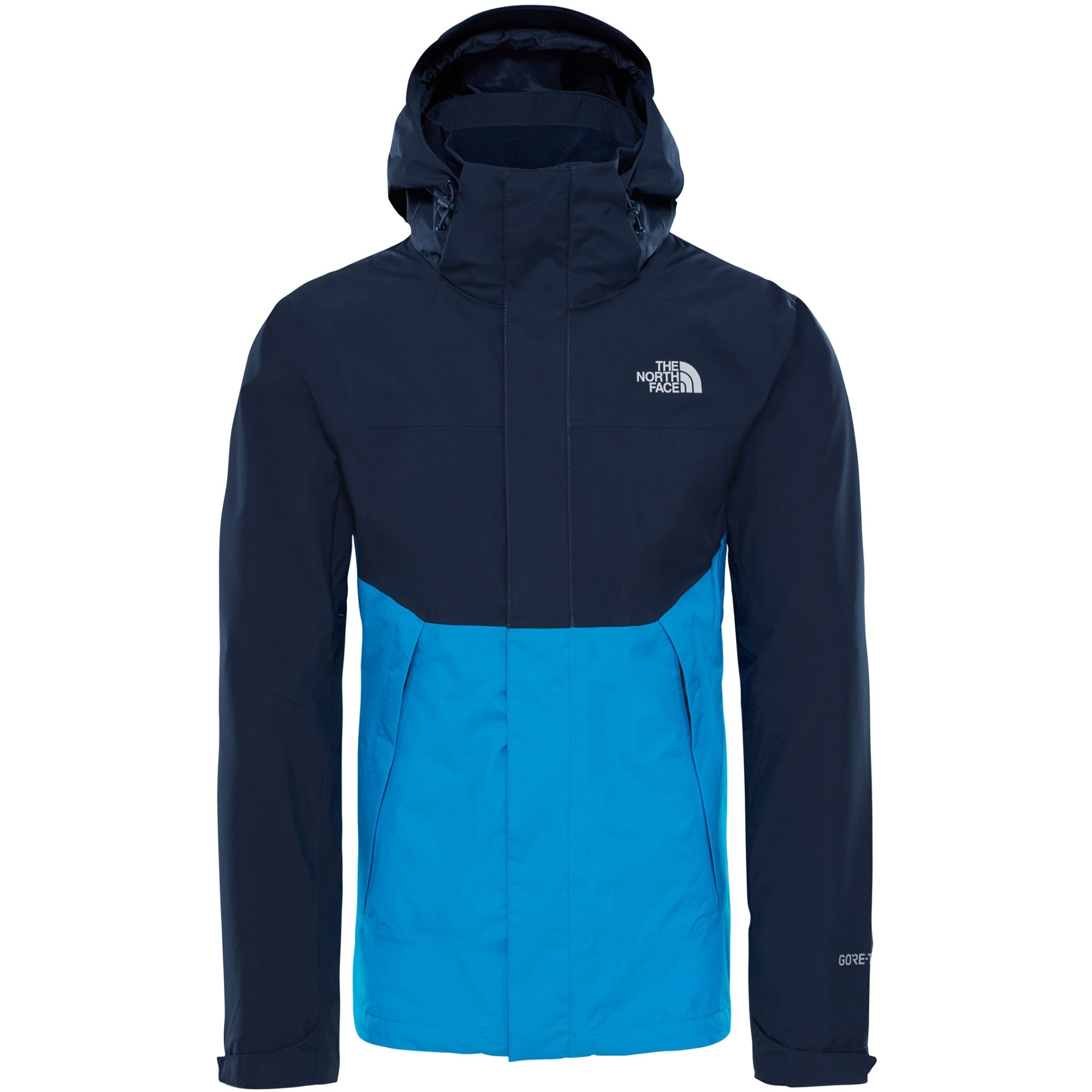The North Face Mountain Light II Men's Shell Jacket  - Urban Navy/Hyper Blue
