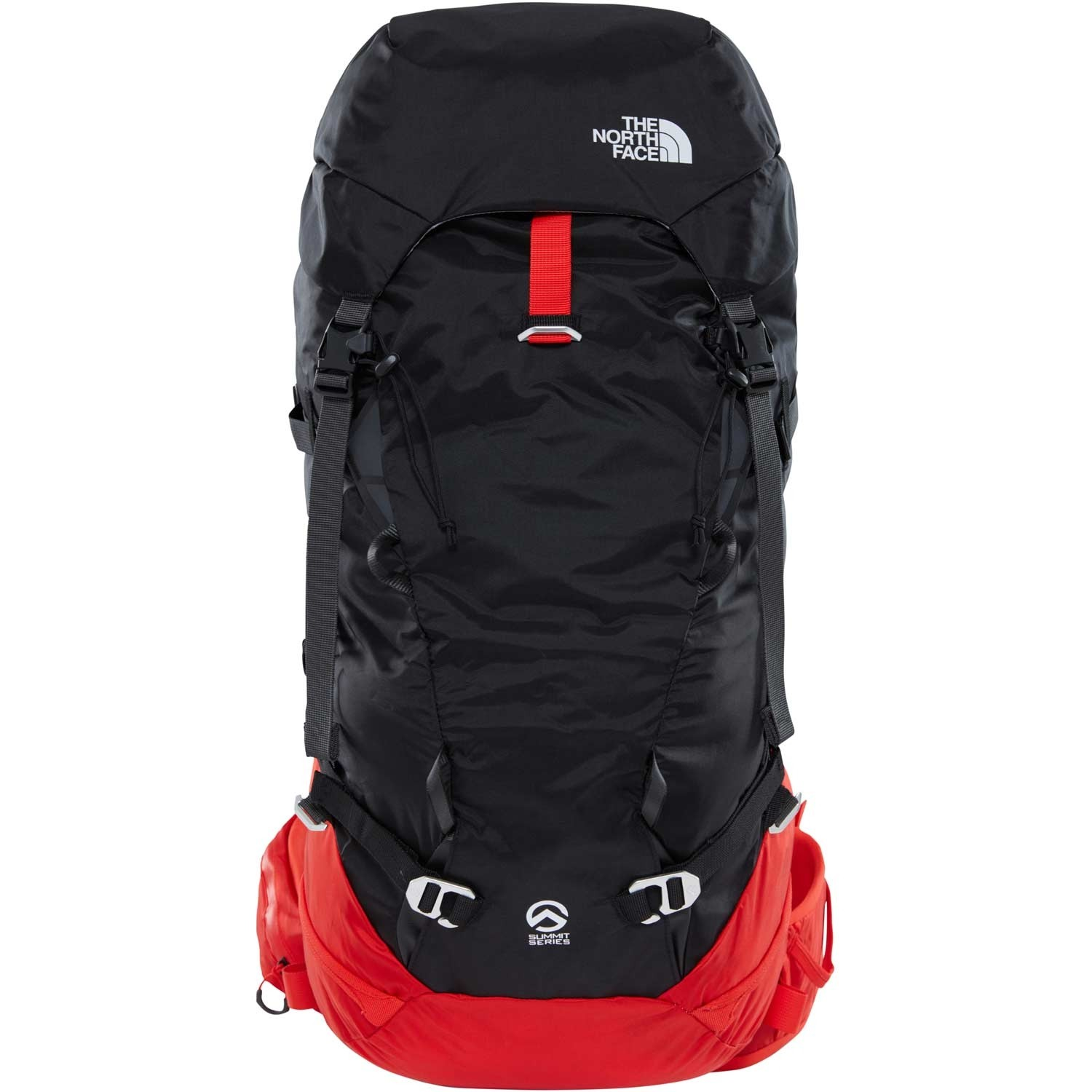 The North Face Phantom 38 Rucksack - Fiery Red/TNF Black