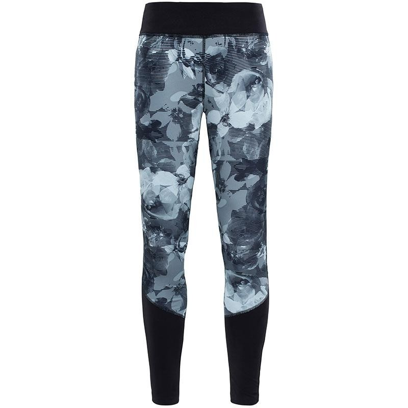 The North Face Women's Pulse Tights - TNF Black Botanical Print