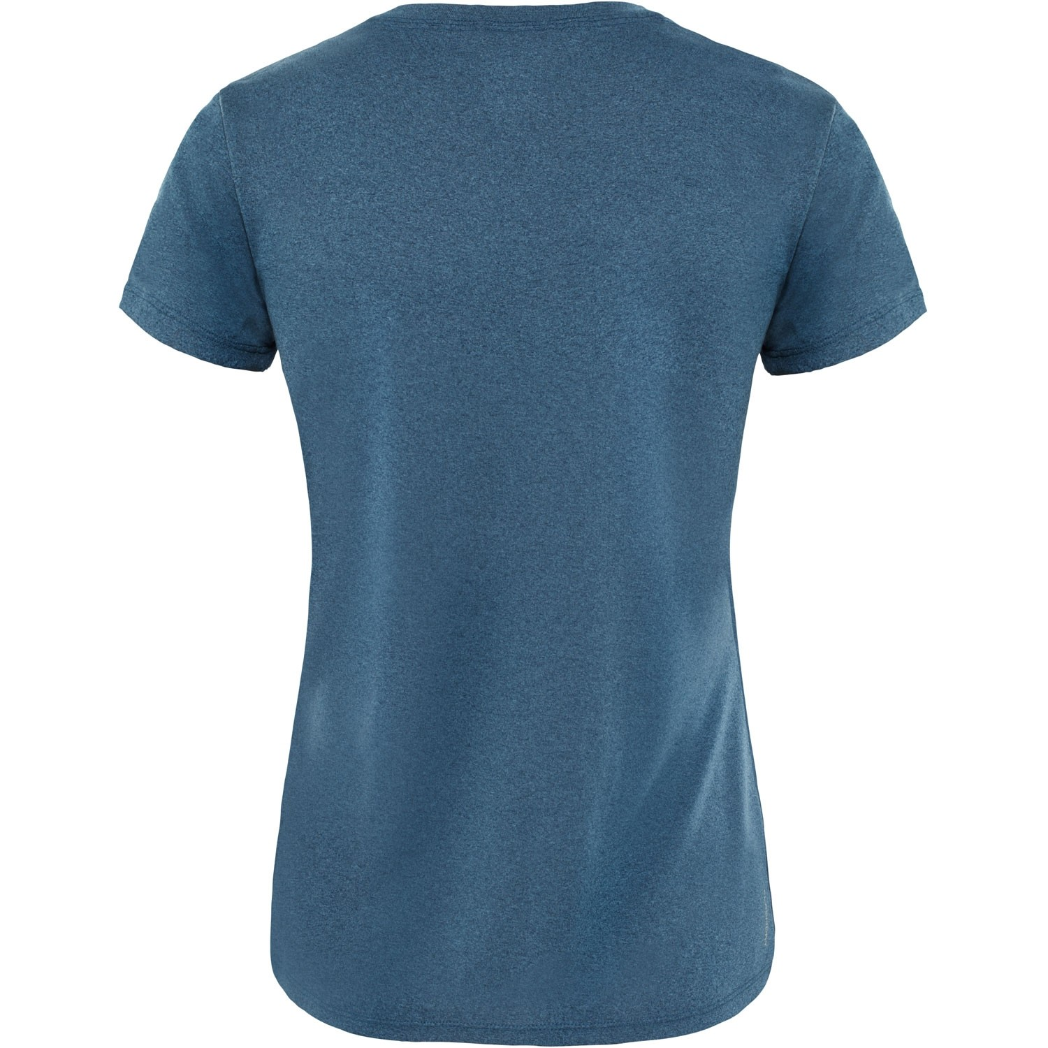 The North Face Reaxion Amp Crew Women's T-Shirt - Blue Wing Teal Heather
