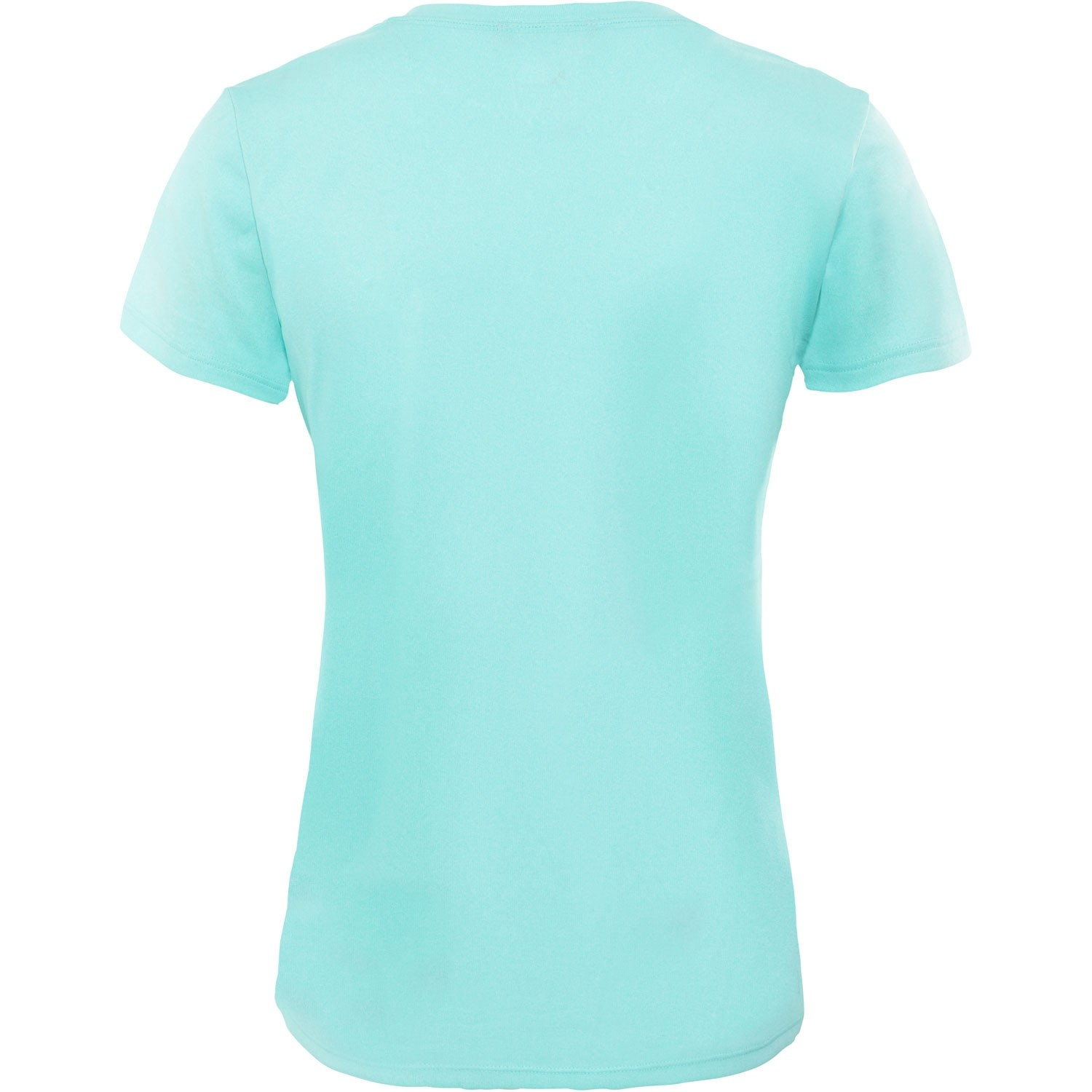 The North Face Reaxion Amp Crew Women's T-Shirt - Mint Blue Heather