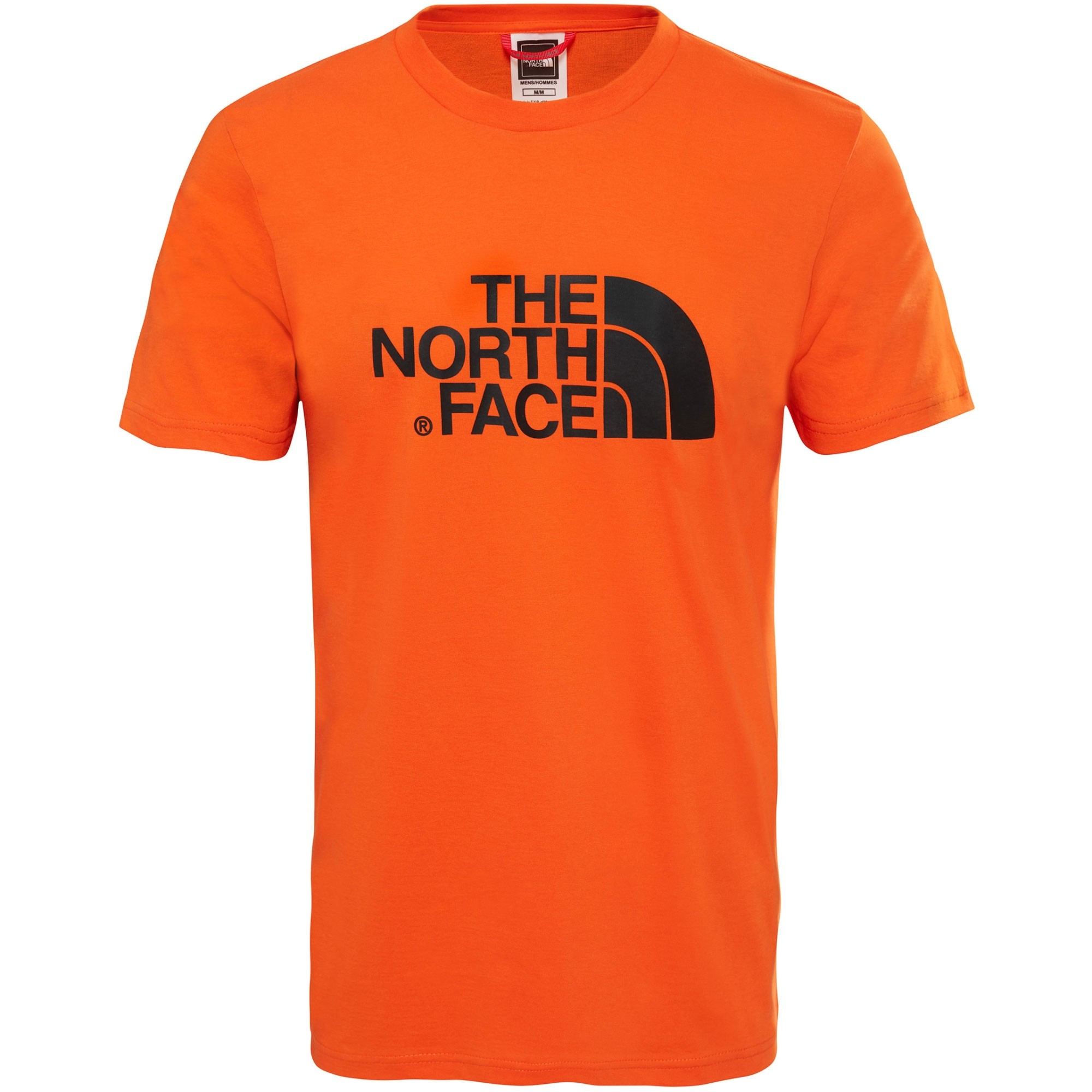 The North Face Short Sleeved Easy Tee - Persian Orange