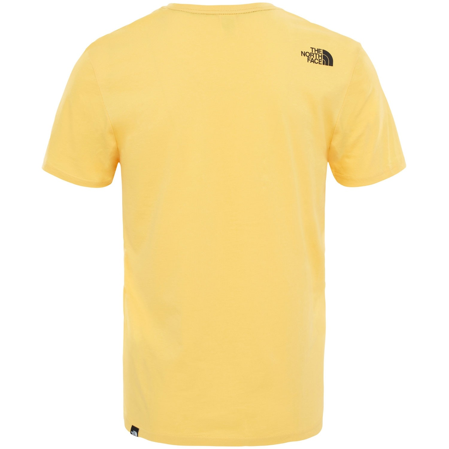 The North Face Fine SS Tee - TNF Yellow