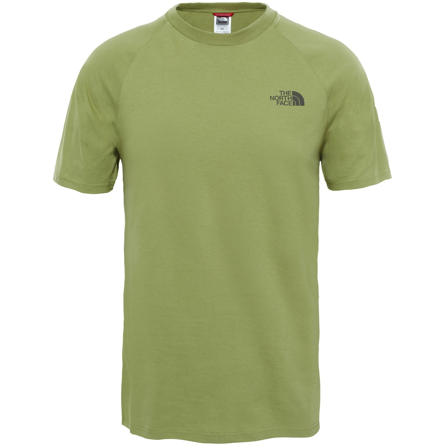 The North Face North Faces Tee - Iguana Green