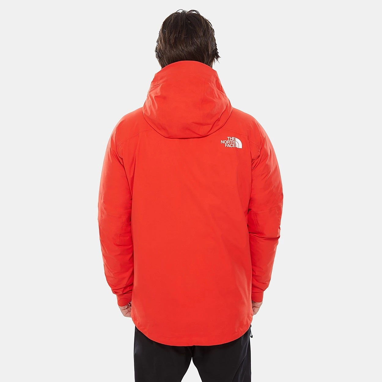 The North Face Summit L5 LT Waterproof Jacket - Men's - Fiery Red