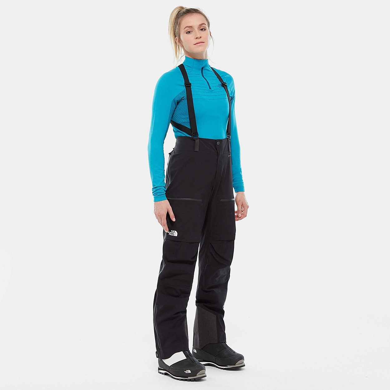 The North Face Summit L5 Pant - Women's - TNF Black