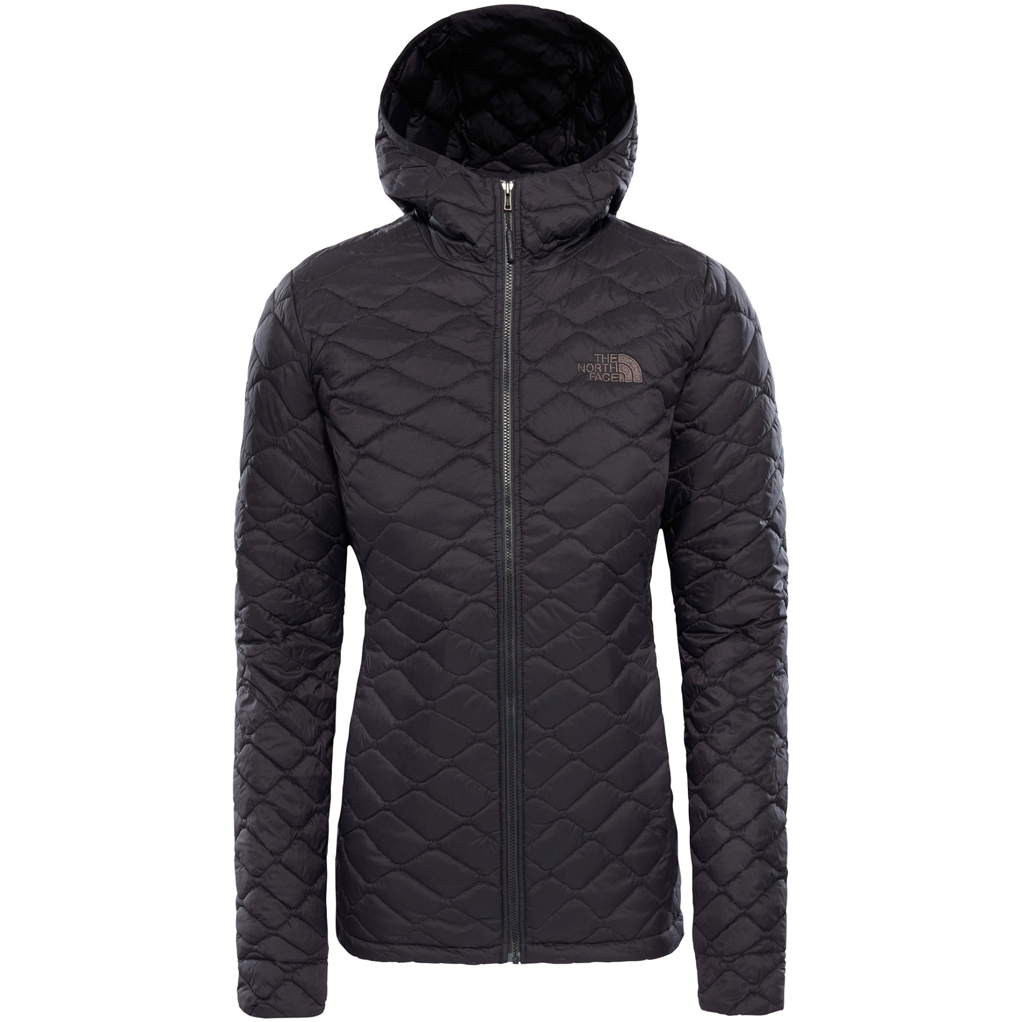 The North Face Thermoball Hoodie - TNF Matte Black