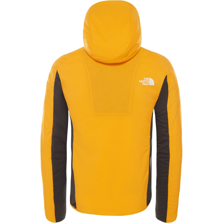The North Face Ventrix Hybrid Jacket - Mens - Zinnia Orange/TNF Black