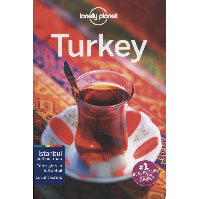 Turkey: Lonely Planet Travel Guide