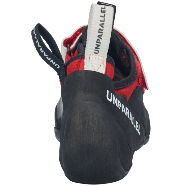 Unparallel Flagship Climbing Shoe - Red Point/White Chalk