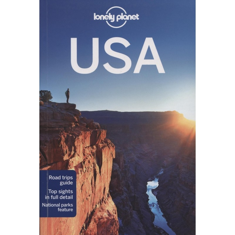 USA: Lonely Planet Travel Guide
