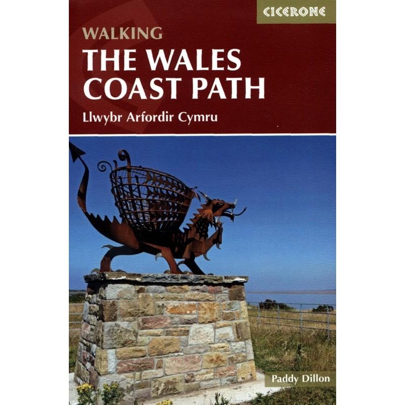 Walking The Wales Coast Path: Llwbyr Arfordir Cymru by Cicerone