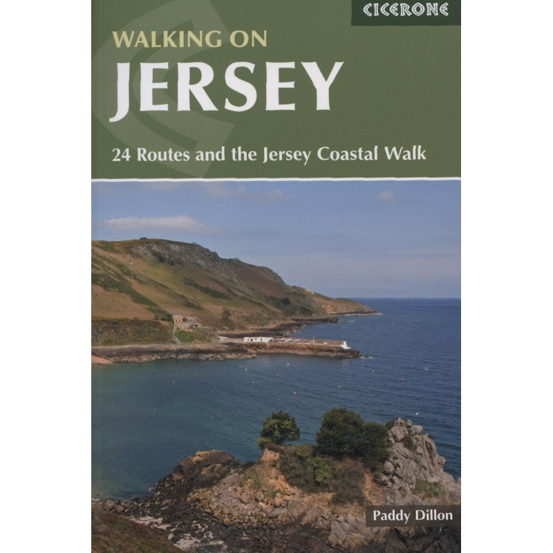 Walking on Jersey by Cicerone