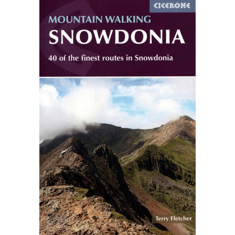 Mountain Walking Snowdonia by Cicerone