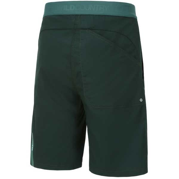 Wild Country Session Shorts - Men's - Scarab