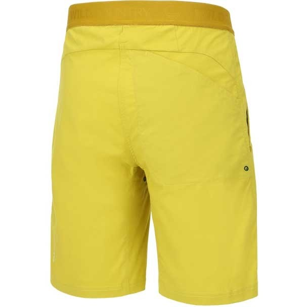 Wild Country Session Shorts - Men's - Whin Yellow